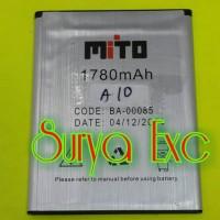 Baterai Mito Impact A10 Original