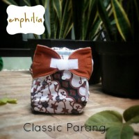 Enfiesta Pocket Diaper Set - Classic Parang