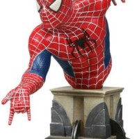 SPIDERMAN 3 - MINI BUST