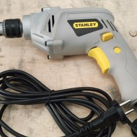 Bor Stanley STEL 105 10mm Reversible Kiri Kanan Variable Speed