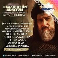 Shalahuddin Al-Ayubbi MNCTV (30 eps) teks Indonesia HD