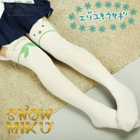 Stocking / Pantyhose Miku Hatsune, Import Taobao, Snow Miku / Cosplay