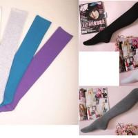 Overknee 06, Stocking Fashion, Pantyhose, Kaos Kaki Sepaha, Import