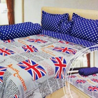 BEDCOVER INTERNAL UK 180X200 ENGLAND