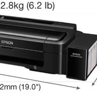 Printer EPSON L310 ( Sistem Infus Original ) - pengganti L300