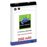 harga Hippo Baterai Blackberry Jm-1 9900 9860 2000 Mah Tokopedia.com