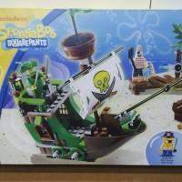 Lego Spongebob Squarepants : The Flying Dutchman (3817)