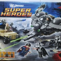 Lego DC Super Heroes : Superman - Battle of The Smallville 76003