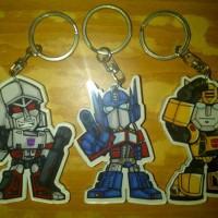 Classic Transformers Keychain