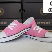 Sepatu Casual Converse Ladies Pink Muda CL-023