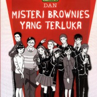 Detektif Imai 2 Novel Remaja Detektif Misteri Brownies yang Terluka