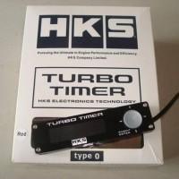 Turbo Timer HKS Type 0 Red