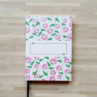 Buku Kosong Cantik - Blank Space Pink