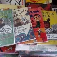 koleksi novel raditya dika