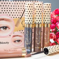 Mascara Alis Kiss Beauty