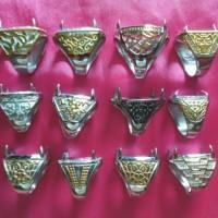 harga Cincin Titanium Besar Dan Jumbo Size Ring 11 Dan 12 Tokopedia.com