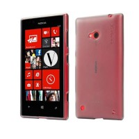 Jual Capdase Softjacket Soft Cover Casing Case Sarung Nokia Lumia 720