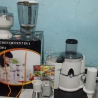 POWER JUICER KITCHEN QUEEN 7 IN 1