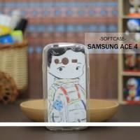 Casing HP Custom Softcase Samsung Ace 4 Little Children