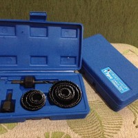 harga 13 Pcs Carbon Steel Holesaw Kit For Hydroponic - Hole Saw Hidroponik Tokopedia.com