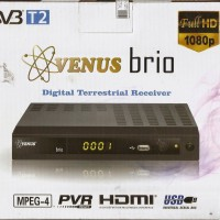 Venus Brio Set Top Box DVB-T2 - Media Player