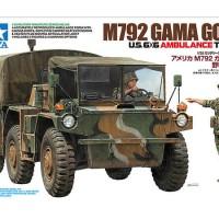 harga Mokit Tamiya 1/35 Military M792 Gama Goat Ambulance Truck Tokopedia.com