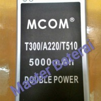 Baterai Battery Mito T300 A220 T510 Double Power