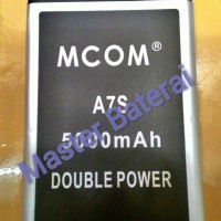 Baterai Battery Cross Evercoss A7s Double Power
