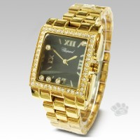Chopard Happy Crystal Square Master (Gold)
