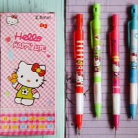 Pensil Mekanik Hello Kitty 2.0 Mm No.8006