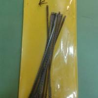 mata gergaji kayu/triplek untuk mesin scrollsaw