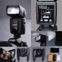 Yongnuo YN460-II Speedlite Flash for Canon, Nikon, Pentax, Olympus