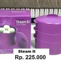 Tupperware Steam It Ungu