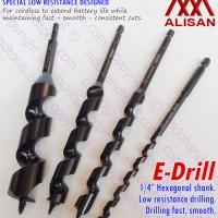 Mata Bor Kayu / Auger Bit Non-Stick Coating 14mm ALISAN