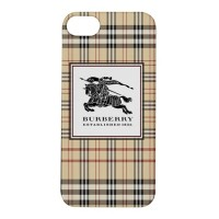 Casing Hard Case iPhone 5/5s custom case Burberry