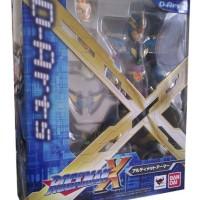 HBJ999 D Arts Rockman X Ultimate Armour