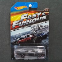 Hotwheels Fast & Furius Dodge Charger R/T