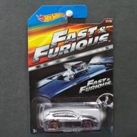 Hotwheels Fast & Furius Subaru WRX STI