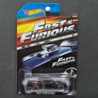 Hotwheels Fast & Furius Buick Grand National