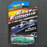 Hotwheels Fast & Furius '72 Ford Grand Torino Spor