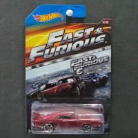 Hotwheels Fast & Furius Dosge Charger Daytona