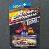Hotwheels Fast & Furius '94 Toyota Supra