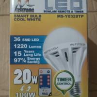 NEW LED BOHLAM REMOTE & TIMER 20w/ LED Bohlam Remo