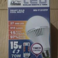 NEW LED BOHLAM REMOTE & TIMER 15w/ LED Bohlam Remo