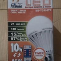 NEW LED BOHLAM REMOTE & TIMER 10w/ LED Bohlam Remo