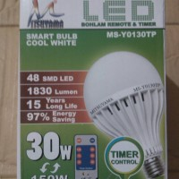 NEW LED BOHLAM REMOTE & TIMER 30w/ LED Bohlam Remo