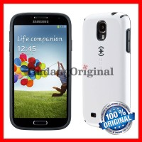 Speck CandyShell Case Samsung Galaxy S4 - White / Charcoal