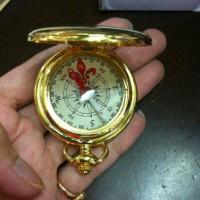 Kompas Penunjuk Arah Gold