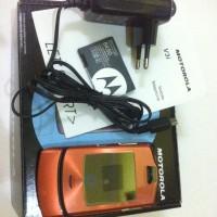 Motorola RAZR V3i Orange