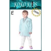 Koko Anak Biru Muda KK-E-Teen-A1